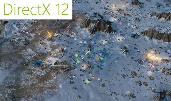 真 DirectX 12 遊戲你體驗過了嗎?Ashes of the Singularity 釋出 Beta 1 更新