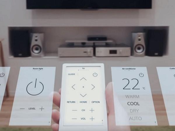 Sony推出一款帶有電子紙觸控螢幕的遙控器,他們認為價格值250美元!