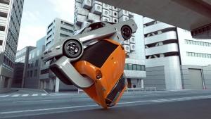 超現實日本名車3D雕塑,你能認出哪幾台?