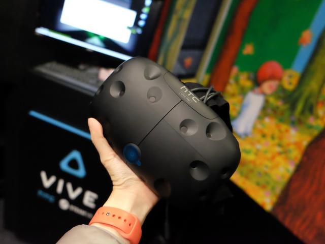 踏進幾米的世界,HTC Vive 國際書展推繪本 VR 體驗