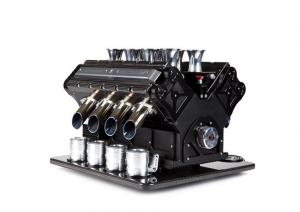 「引擎」咖啡機!?管你偏好V8、V10亦或是V12引擎規格,任君挑選!