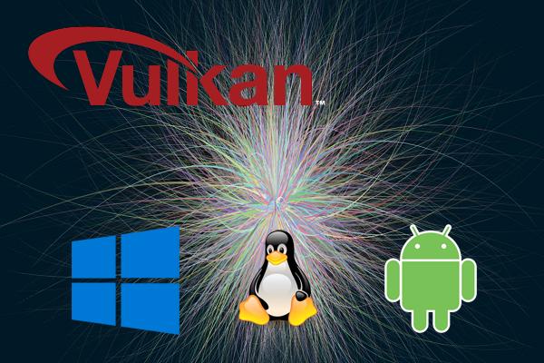 Khronos 發布 Vulkan 1.0 規範,AMD 與 NVIDIA 相繼釋出測試版驅動程式