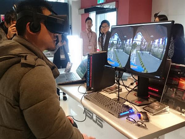 華碩宣佈將推出機器人、進軍手機AR/VR,自家品牌VR頭盔則還在觀望