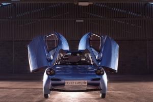 雙座「鍘刀」氫氣車Rasa,獨立車廠顛覆眾人想像!