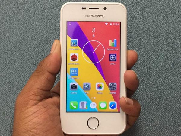 印度發表一款售價台幣150元的智慧手機,內裝為中國廉價手機、被懷疑是一場騙局