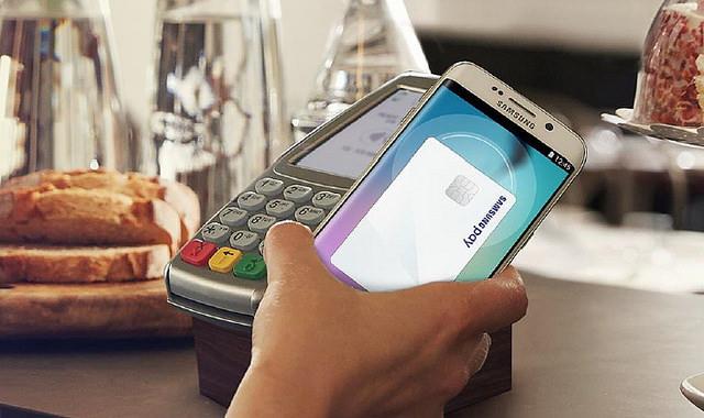 Samsung Pay 行動支付進軍中國,台灣尚無消息