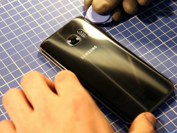 發表不到24小時,俄羅斯網站就發表了Samsung Galaxy S7全球首拆報告