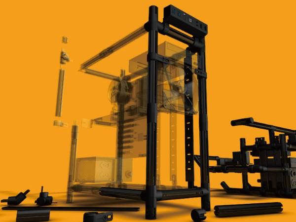 使用者自行設計組裝,AeroCool 推出 Dream Box 機殼