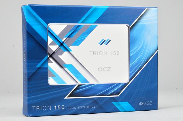 換裝 15nm 先進製程 TLC 顆粒,OCZ Trion 150 固態硬碟實測