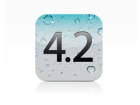 Apple 正式發表 iOS 4.2