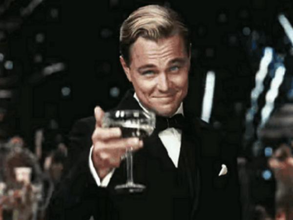 李奧納多終於得獎,網友都用哪些方式幫他慶祝?