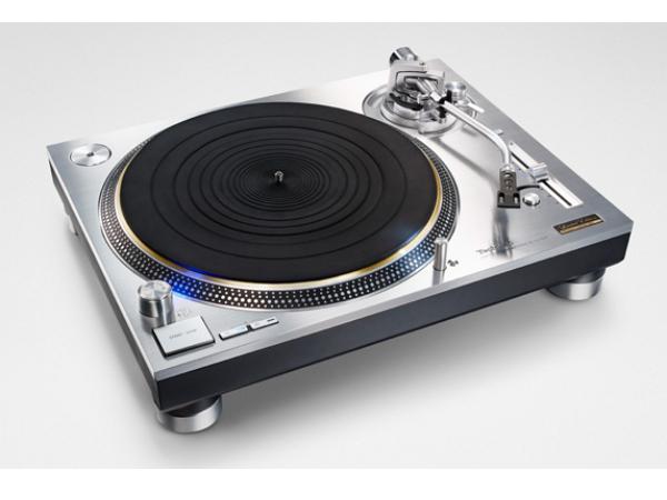 Panasonic Technics SL-1200G 旗艦版黑膠唱盤,4000 美元到底值不值