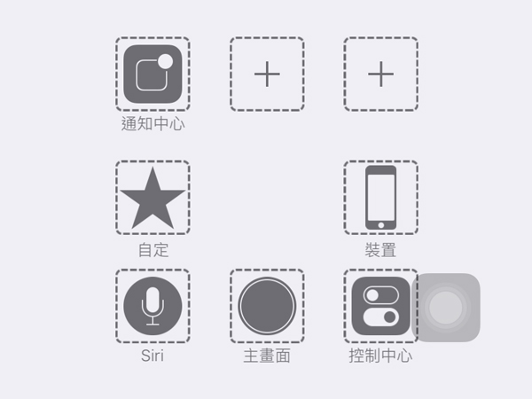 【iPhone 6s實用功能】Home鍵失靈沒關係,啟動好用的多功能小白點