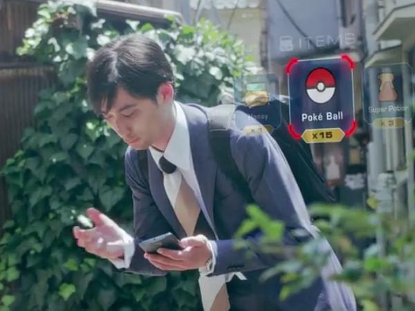 神奇寶貝...喔,是精靈寶可夢版的Ingress《Pokemon:GO》開始招募玩家公測
