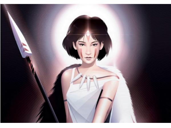 11張由不同藝術家重新詮釋「宮崎駿精神」的致敬之作