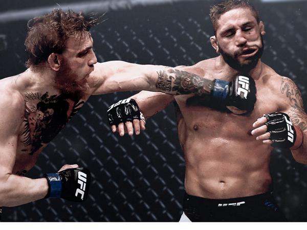 EA魔咒?《EA Sports UFC 2》選了兩個格鬥明星上封面,結果兩個人立馬輸掉了比賽