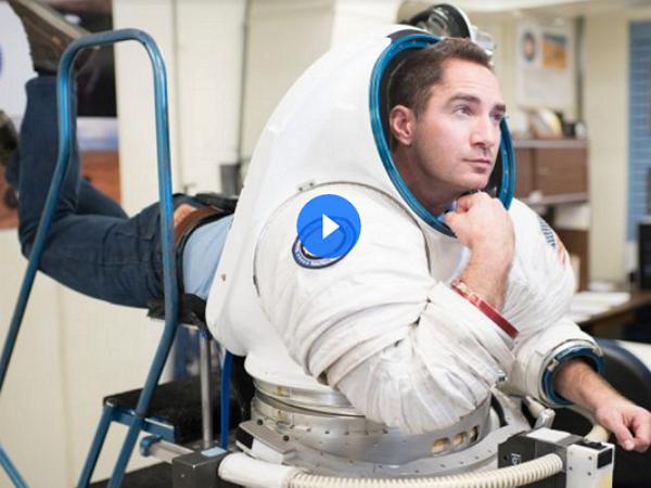 想要進NASA當太空人都考些什麼?有什麼流程?Wired記者實際帶看一遍!