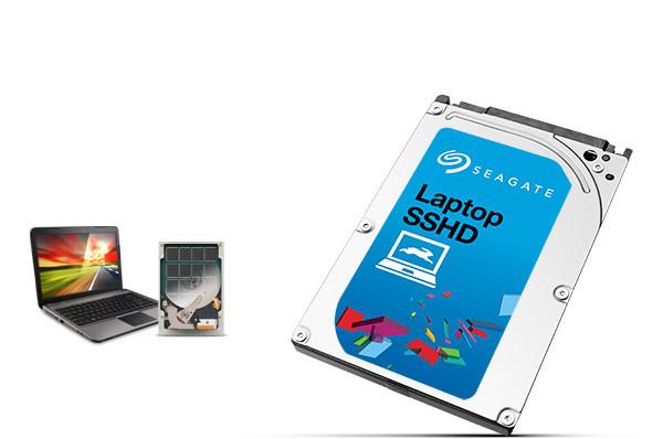 快閃記憶體容量加大 4 倍,Seagate 新版 Laptop SSHD 1TB 上市