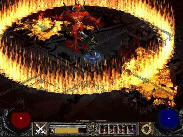 暗黑破壞神2推出更新檔....對,就是16年前的那款遊戲!