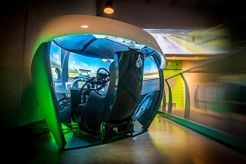 究極賽車模擬器,165萬元打包帶回家   T客邦