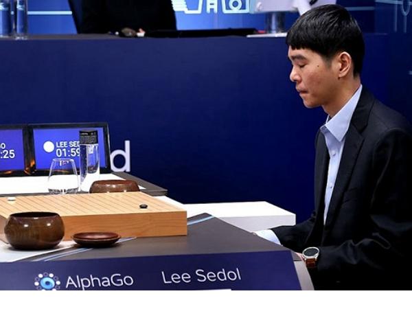 人機第三戰賽果:AlphaGo三比零完勝