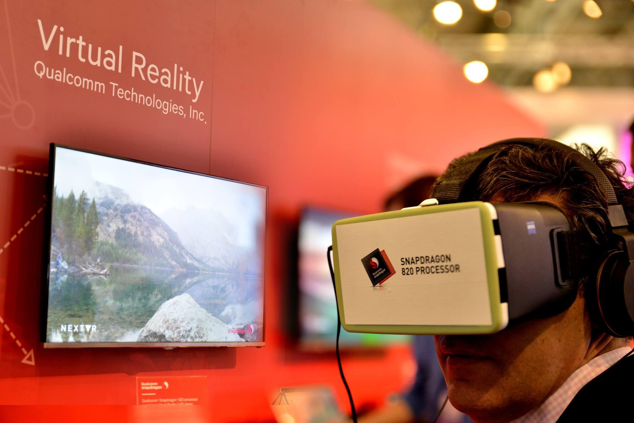 高通宣佈也推出 Snapdragon 虛擬實境軟體 VR 開發套件