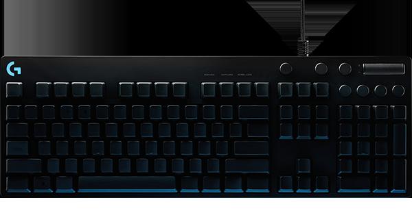 羅技推出 G810 Orion Spectrum RGB,擴大 G 系列機械遊戲鍵盤陣容