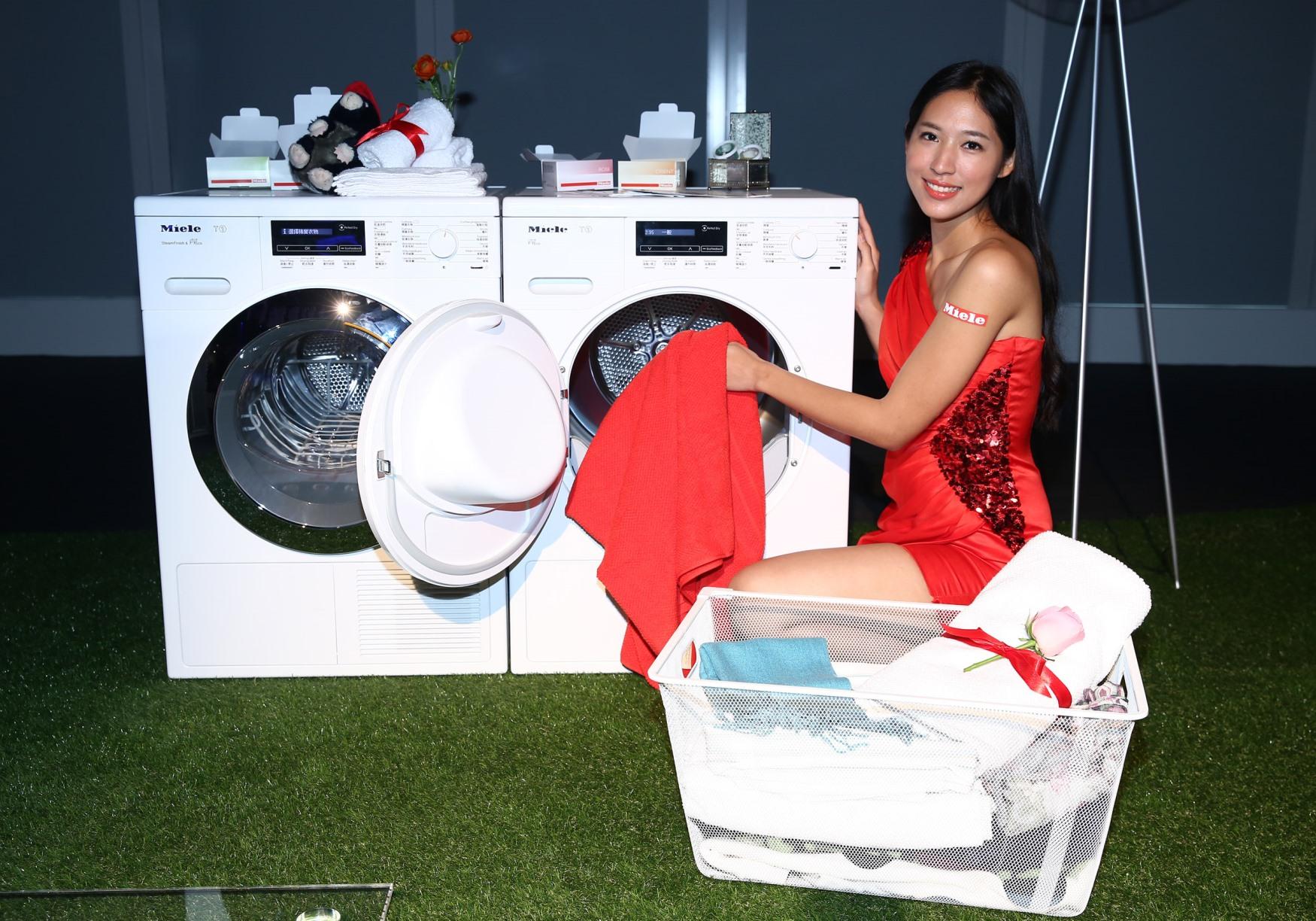 Miele 推 W1 洗衣機、T1 香水烘衣機,售價 78,000 元起
