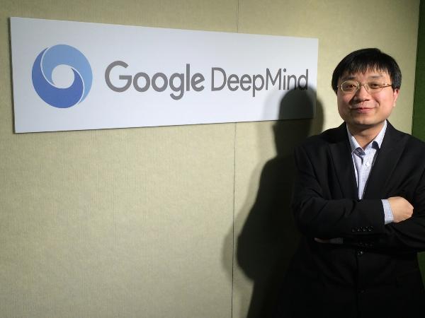 黃士傑現身台灣Google總部!解析AlphaGo成功秘訣:結合深度學習是關鍵