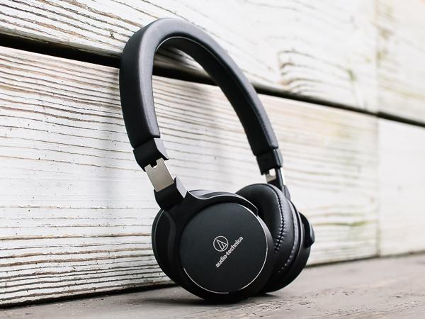 鐵三角 audio-technica ATH-SR5:輕量化 Hi-Res 高解析耳機評測