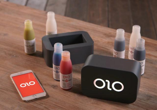 用手機就能運作的OLO 3D印表機,而且價格只要99美元!
