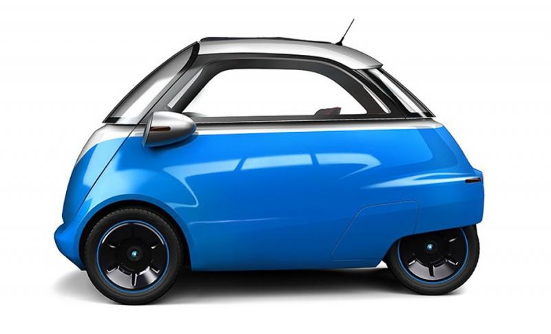 微型車1956 BMW isetta復活在即?以電能車之姿重出江湖