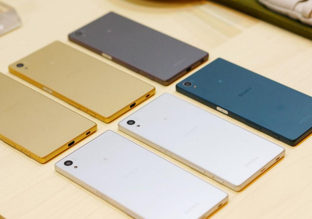 台灣大哥大宣布 Sony Z5 系列也加入 VoLTE 服務