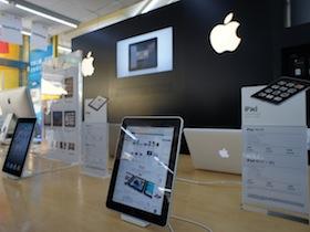 一萬六千五起跳,燦坤 iPad 開賣實況