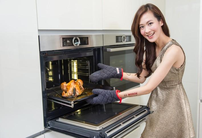 博世家電 Bosch 推複合式家電,烤箱、蒸爐、微波爐三合一