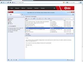 Opera 創辦人信箱模擬器:我們有一億五千萬使用者