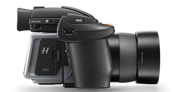 一億畫素!哈蘇這款新相機夠你買一台特斯拉了