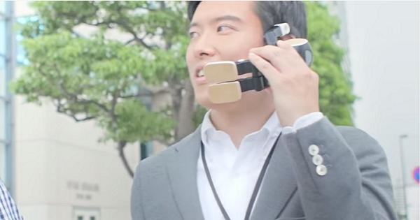 夏普要推出機器人手機RoboHon,售價近新台幣6萬元