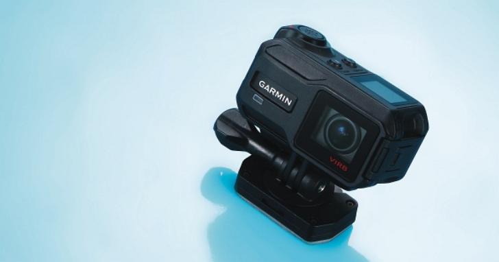 Garmin VIRB XE-操作直覺、功能強大的運動攝影機