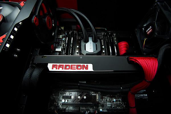 AMD 首次在台展出 Polaris GPU 以及虛擬實境技術體驗,為玩家打造極致視覺震撼