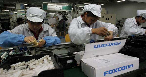 中國法院曝光舊案:三名前員工駭入富士康,解鎖9000隻黑市iPhone