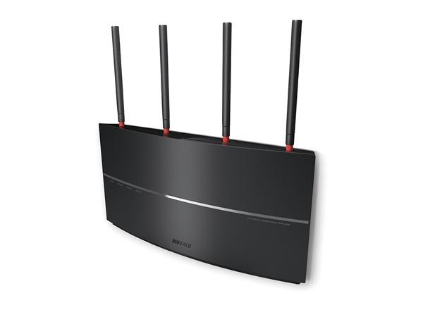 Buffalo 發表 WXR-2533DHP2 雙頻無線路由器,4T4R 大頻寬新選擇
