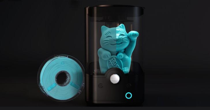 和粗糙表面說拜拜,利用Polysher將3D列印成品拋光成油油亮亮