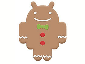 Android 2.3 薑餅人正式報到