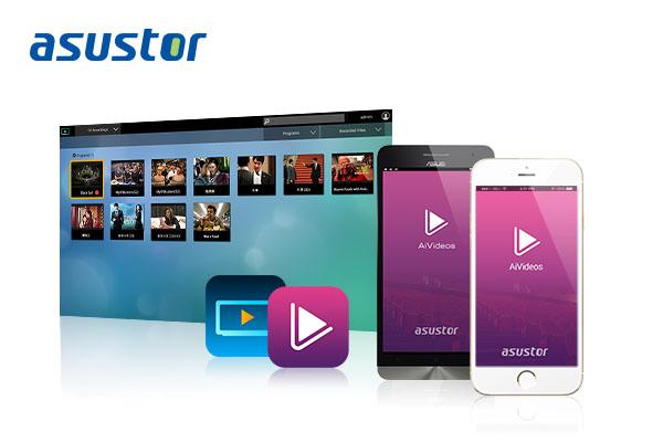 華芸科技強化 NAS 多媒體應用,升級 LooksGood 及 AiVideos