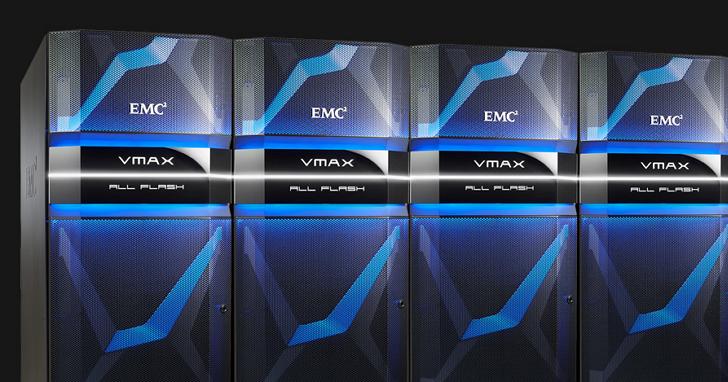 被Dell併購的儲存設備大廠EMC時代告終,Dell 宣佈新公司名稱 Dell Technologies