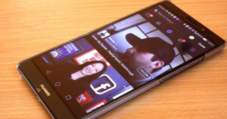 Facebook Android美版介面突然更新,外媒評為FB史上最重大的改變