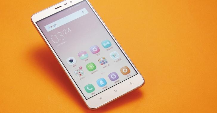 紅米Note 3高配版-高C/P值的5.5吋中階手機