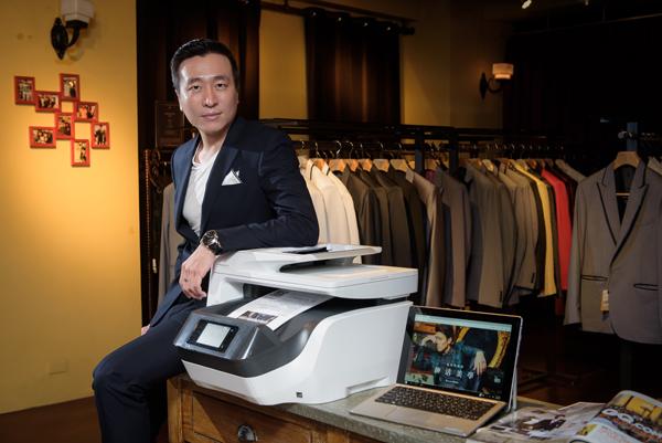 HP OfficeJet Pro 8720 & Elite X2 1012質感生活-東潮時裝西服紳活美學