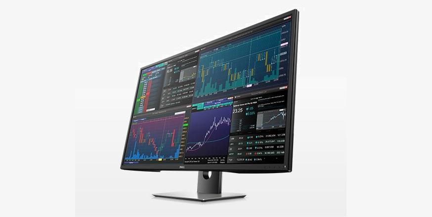 43 吋 4K 顯示器再添生力軍,Dell P4317Q 正式開賣